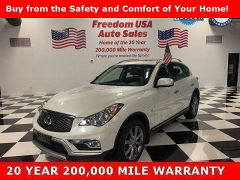 Pre-Owned 2016 INFINITI QX50 Base AWD 4D Sport Utility